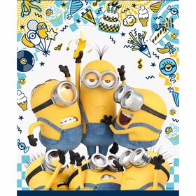 Minions Loot Bags, 8 pieces
