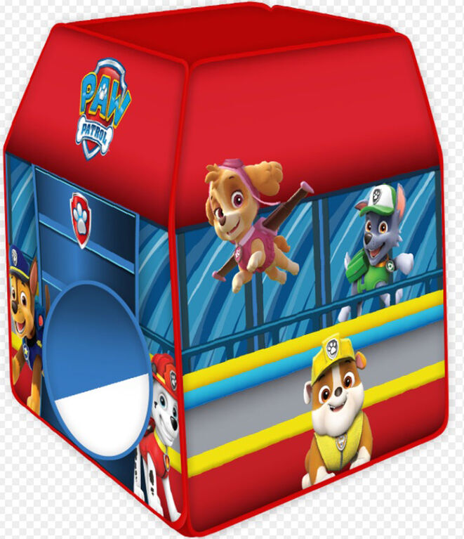 Paw Patrol Character Tent