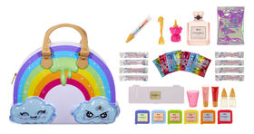Poopsie Rainbow Surprise Slime Kit with 35+ Makeup and Slime Surprises