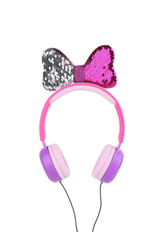 L.O.L. Kid Safe Molded Headphones