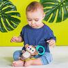 Tug Tunes On-the-Go Take-Along Toy Monkey