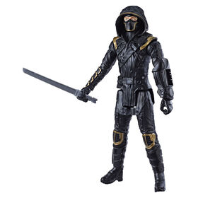 Marvel Avengers: Endgame Titan Hero Series Ronin 12-Inch-Scale Action Figure with Titan Hero Power FX Port