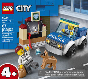 LEGO City Police Dog Unit 60241