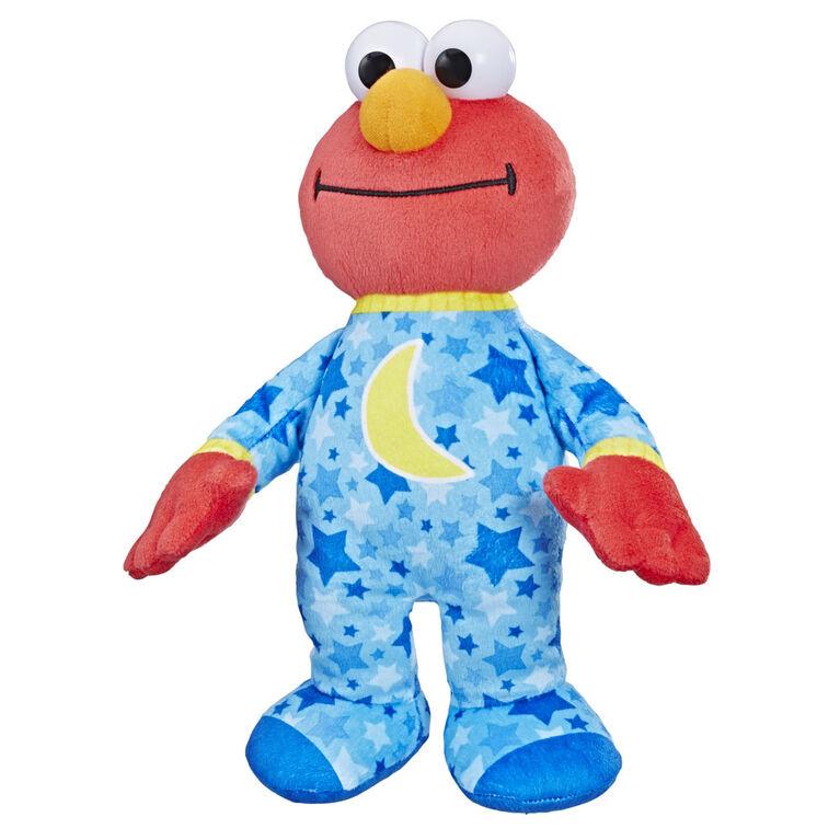 Playskool Sesame Street - Elmo berceuse et bonne nuit