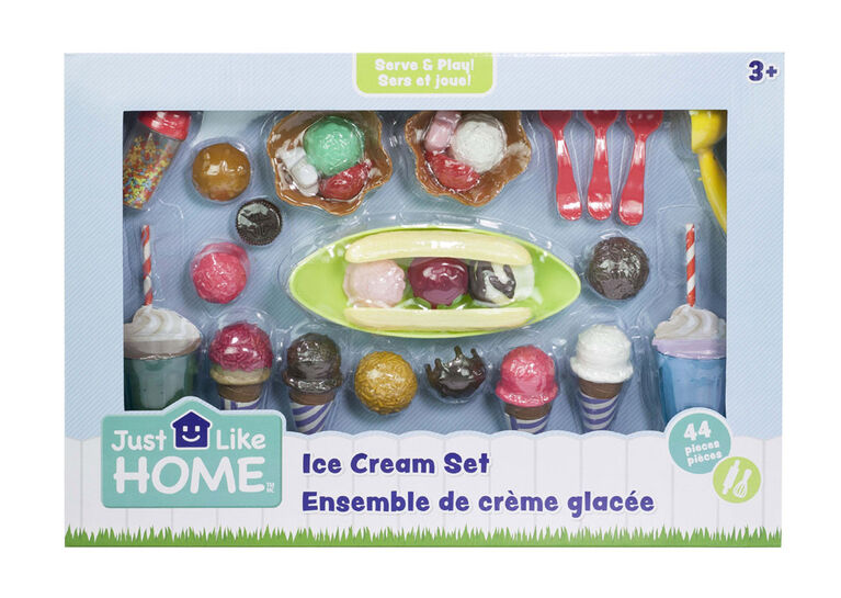 Just Like Home - Ice Cream Set