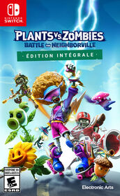 Nintendo Switch Plants VS Zombies Battle for Neighborville Complete Edition