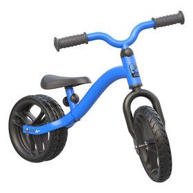 Neon 2-In-1 Balance Bike Blue For Kids From 18M-4Years// Draisienne Neon 2-En-1 Bleue Pour Enfant De 18M-4 Ans