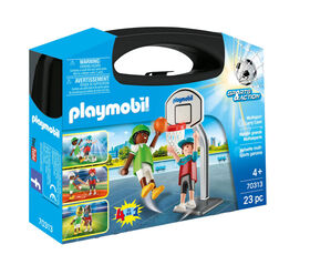Playmobil Sport & Action Multisport Boy Carry Case 70313