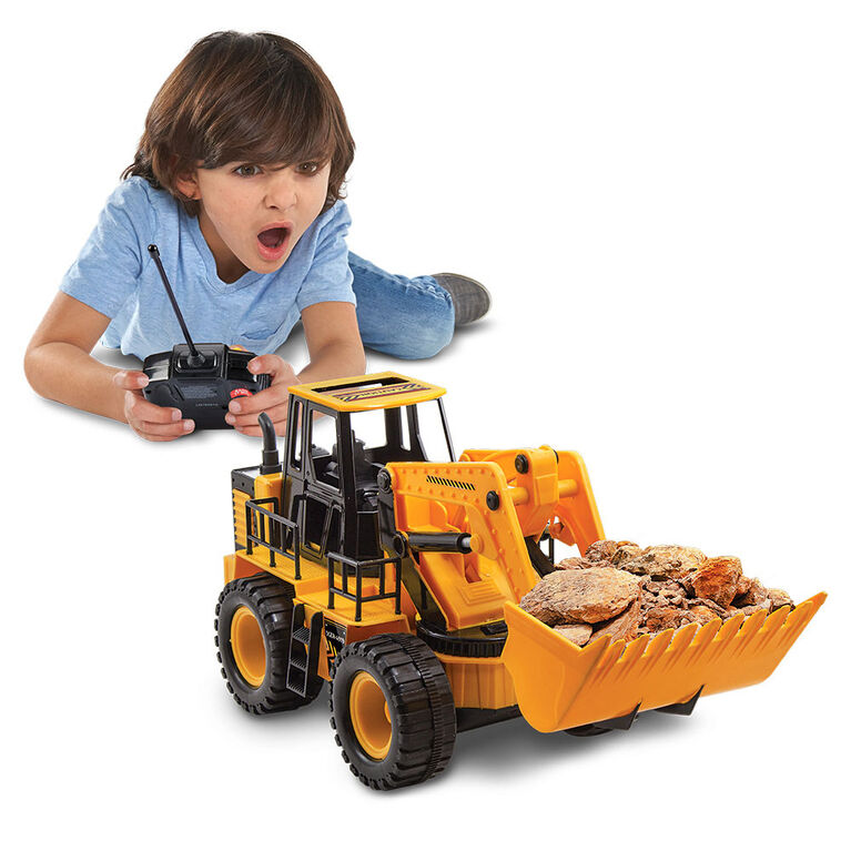 Radio Control Front Loader Truck