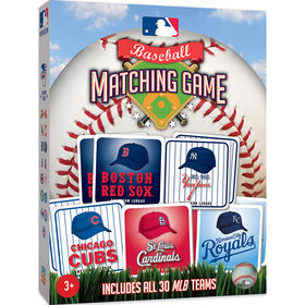 MLB Matching Card Game - English Edition
