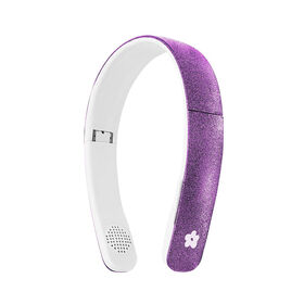 LimitedToo Glitterbomb Wireless Headband Earphones - Purple