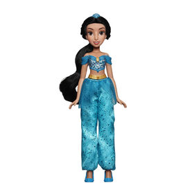 Disney Princess Royal Shimmer - Poupée Jasmine.