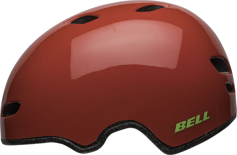 Bell - Toddler Pint Multisport Helmet - Red Fits head sizes 48 - 52 cm
