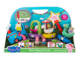 Peppa Pig 16 inch Musical Parade Floats