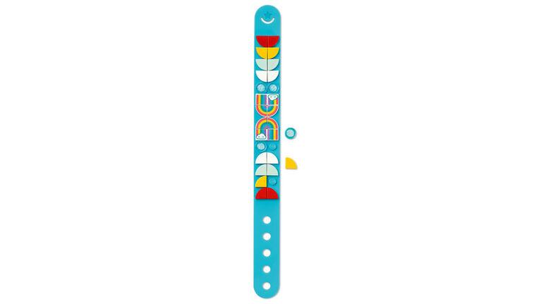 LEGO DOTs Le bracelet Arc-en-ciel 41900