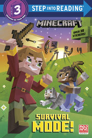 Survival Mode! (Minecraft) - English Edition