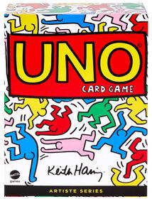 UNO Keith Haring - English Edition