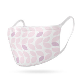 Washable masks for adults PINK PETALS