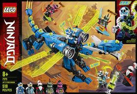LEGO Ninjago Le cyber dragon de Jay 71711