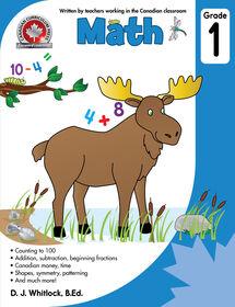 Grade 1 Math Workbook