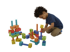 Imaginarium Discovery - Briques de construction en mousse avec tiges