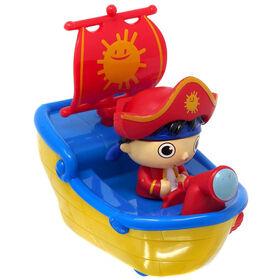 Ryan's World 35 Ryan's Racer - Ryan's Pirate Ship
