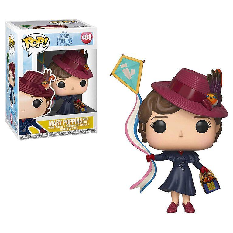 Funko POP! Disney: Mary Poppins - Mary with Kite Vinyl Figure