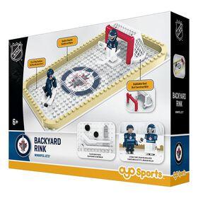 NHL - OYO Backyard Rink - Winnipeg Jets
