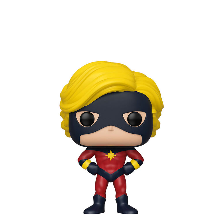Funko POP! Captain Marvel Mar-Vell (NYCC 2019 Limited Edition)