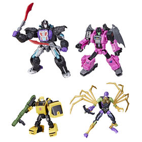 Transformers Buzzworthy Bumblebee Worlds Collide Multipack - R Exclusive