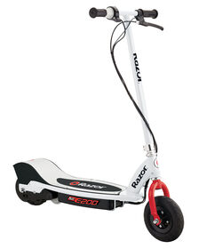 Razor - E200 Electric Scooter - White