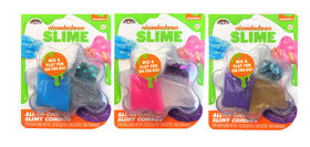 Nickelodeon All-in-One Slimy Combo to go