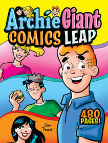 Archie Giant Comics Leap - English Edition