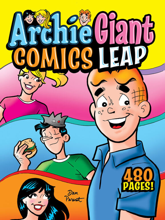 Archie Giant Comics Leap - Édition anglaise