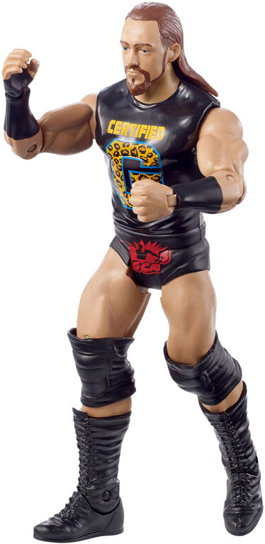 WWE - Tough Talkers - Total Tag Team - Figurine - Big Cass.