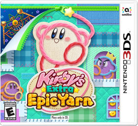 3DS - Kirby's Extra Epic Yarn