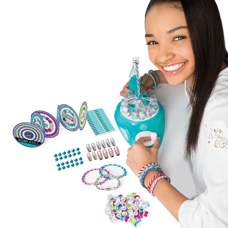 Cool Maker - Coffret de mode KumiKreator Jewels Remplir