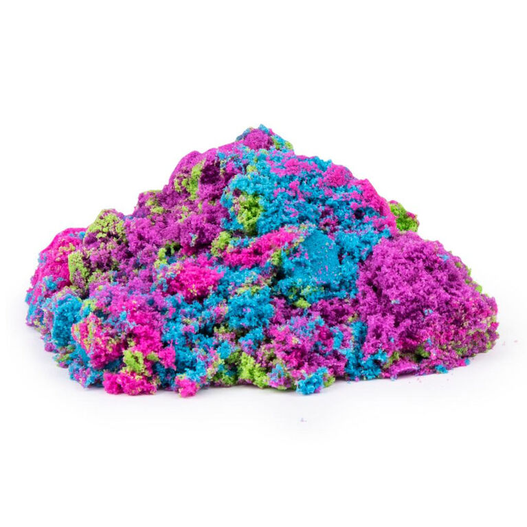 Kinetic Sand, Rainbow Unicorn Multicolor 5 oz Single Container