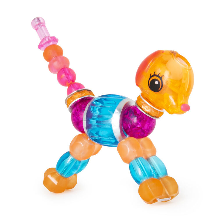 Twisty Petz - Peachy Puppy Bracelet