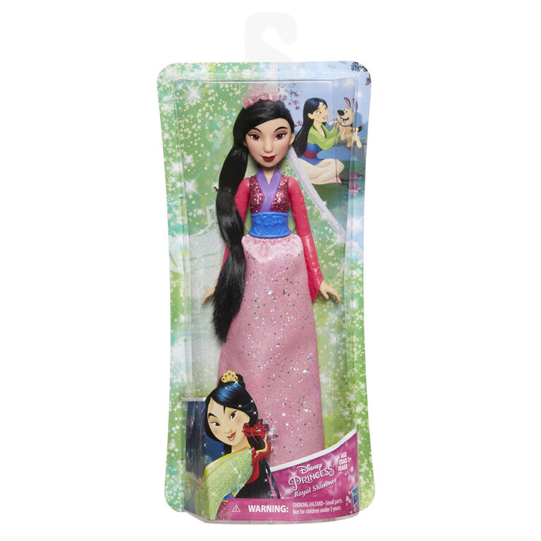Disney Princess Royal Shimmer Mulan
