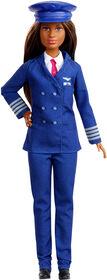 Barbie - 60e anniversaire - Poupée Pilote.