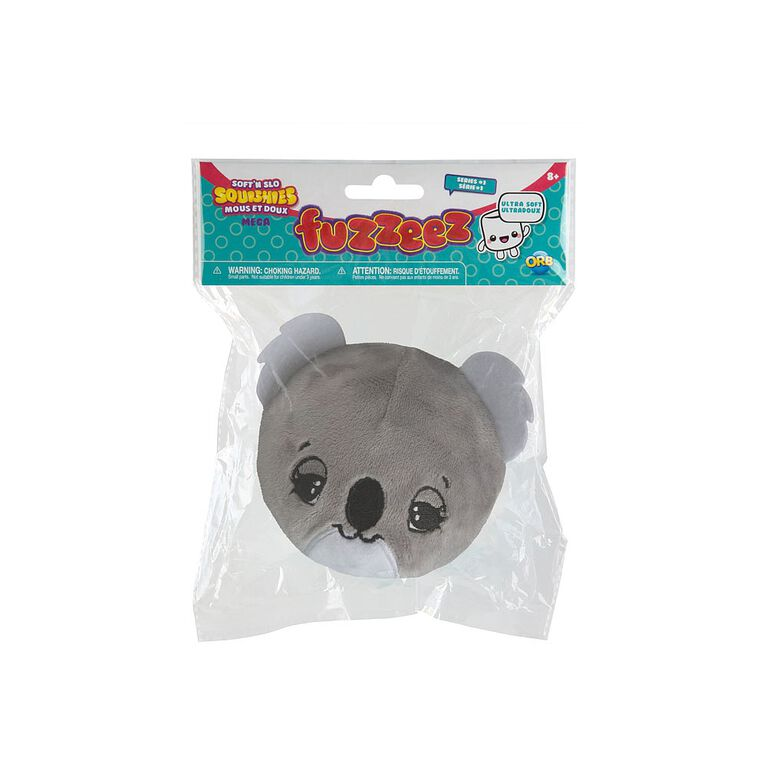 Soft'n Slo Squishies Mega Fuzzeez Koala