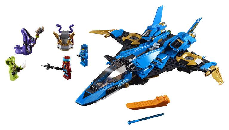 LEGO Ninjago Le supersonic de Jay 70668