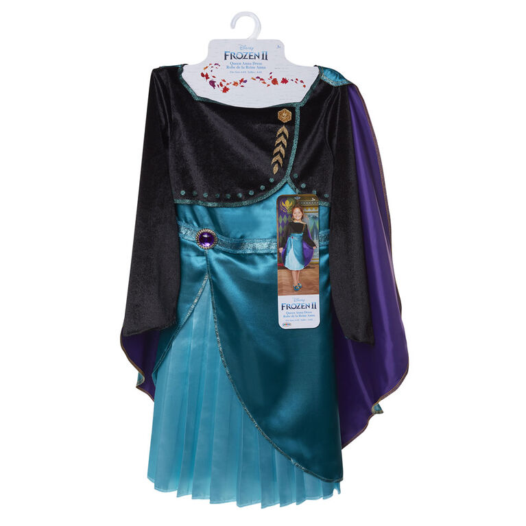 Frozen II Anna Epilogue Dress