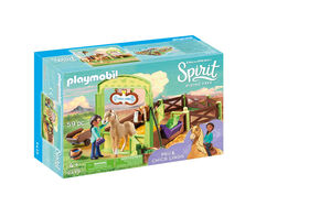 Playmobil - Spirit Horse Box Pru & Chica Linda