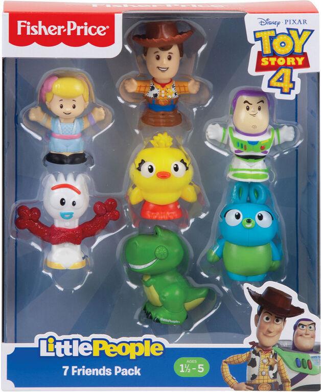 Little People Disney Pixar Toy Story 7 Friends Pack