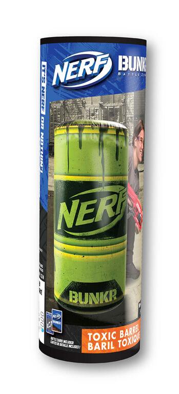 NERF BUNKR Take Cover