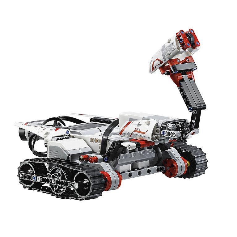 LEGO MINDSTORMS EV3 (31313) - English Edition