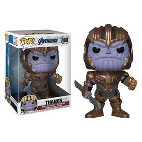 Funko POP! Marvel: Avengers Endgame - Thanos 10' Vinyl Figure - R Exclusive