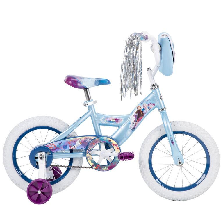 Huffy Disney Frozen II 14 inch Bike